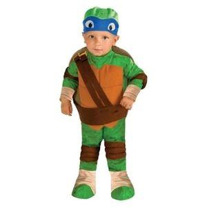 TMNT Leonardo Costume 2T